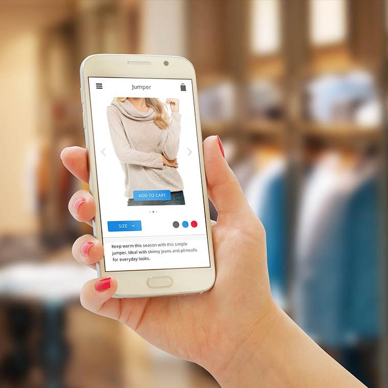 imagine servicii Aplicații pentru mobil